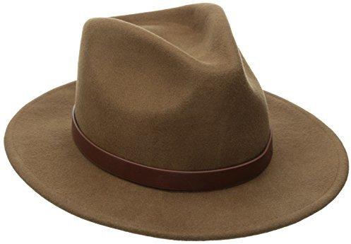 c73b0ed95c4 ... Brixton Messer Fedora Hat