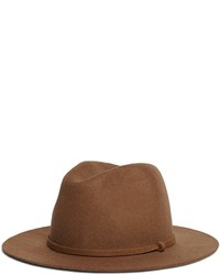 Brooks Brothers Wool Fedora