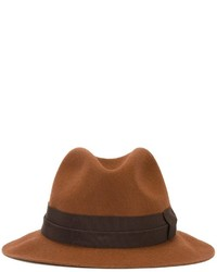 Paul Smith Contrast Strap Hat
