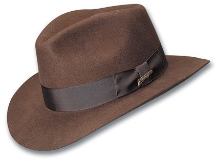 ... Wool Hats Dorfman Pacific Indiana Jones Fur Felt Fedora c7e06c7ad11