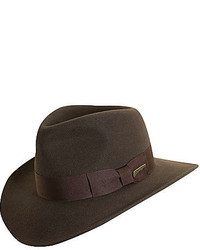 662c12758e6a6 Scala Classico Wool Felt Snap Brim Hat Out of stock · jcpenney Dorfman Indy  Wool Safari Hat