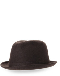 Made In Italy Wool Fedora