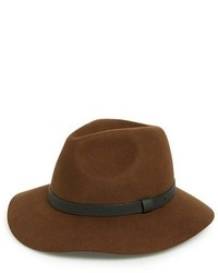 Sole Society Outback Wool Hat