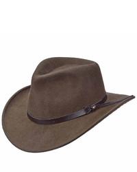 Stafford Stafford Wool Outback Hat