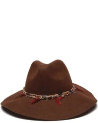 Ale By Alessandra Telluride Hat Brown