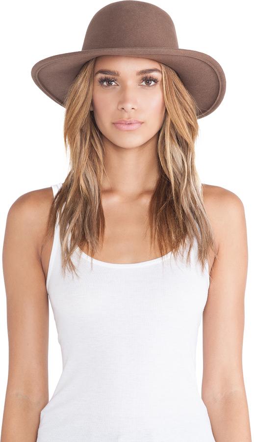 15820f411f68e ... Brixton Tiller Hat ...