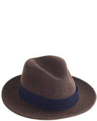 The Hill-Side Wool Fedora