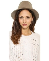 Wool felt merci fedora medium 87923