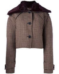 Yang li cropped jacket medium 847850