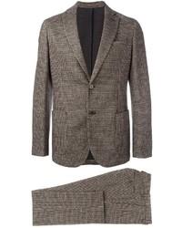 Eleventy tweed suit medium 755150