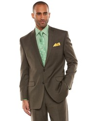Chaps Performance Classic Fit Wool Blend Comfort Stretch Suit Jacket