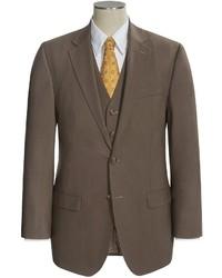 Lauren by solid suit wool 3 piece medium 136744