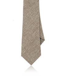 Alexander Olch Cotton Slub Weave Necktie