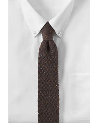 Lands' End Knit Donegal Necktie