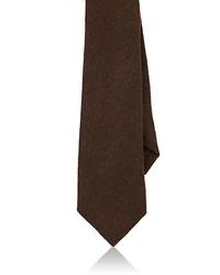 Alexander Olch Wool Melton Necktie