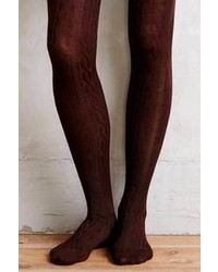 Coldstream cabled tights medium 98172