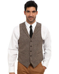 U.S. Polo Assn. Donegal Tweed Vest
