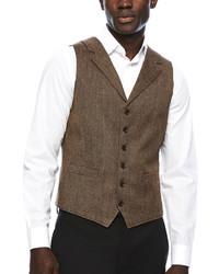 Stafford Stafford Merino Wool Vest