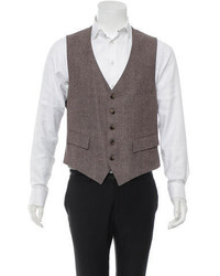 Saint Laurent Yves Wool Vest