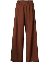 Semicouture wide leg trousers medium 4979291