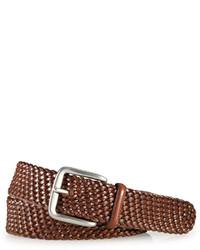Polo Ralph Lauren Accessories Savannah Braided Leather Belt