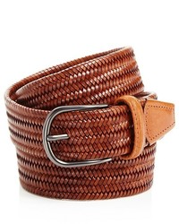 Andersons Andersons Leather Braid Belt