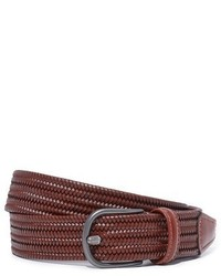 Andersons Andersons Stretch Woven Leather Belt