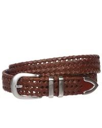 Beltiscool 1 18 Inch Braided Leather Belt