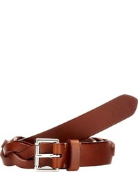 Felisi Braided Belt Brown