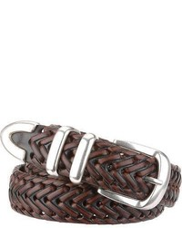 Wilsons Leather Braided Leather Belt