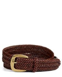 Polo Ralph Lauren Derby Braid Leather Belt