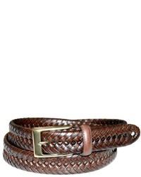 Dockers 30mm Glazed Top Braided Belt