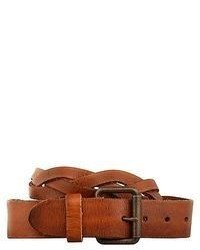 Timberland Earthkeepers Braided Leather Belt Style B6104