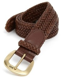 Leather belt medium 709845