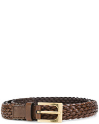 Tom Ford Woven Texture Belt