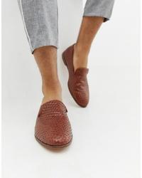 Kg Kurt Geiger Kg By Kurt Geiger Woven Loafers