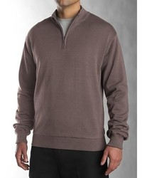 Cutter & Buck Sandpoint Half Zip Golf Wind Sweater
