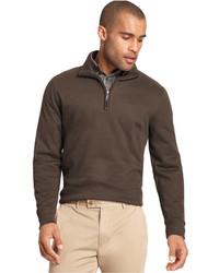 Van Heusen Spectator 14 Zip Sweater