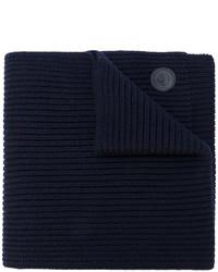 Bufanda azul marino de DSQUARED2