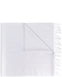 Bufanda blanca de Brioni