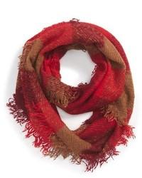 Bufanda de tartán roja de Collection XIIX