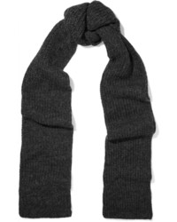 Bufanda en gris oscuro de Etoile Isabel Marant