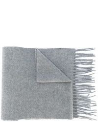 Bufanda gris de DSQUARED2