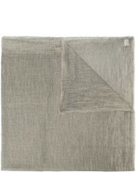 Bufanda gris de Faliero Sarti