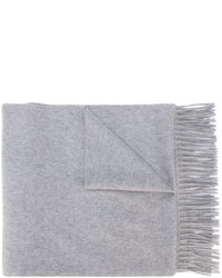 Bufanda gris de Max Mara
