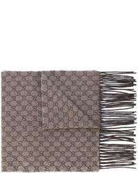 Bufanda marrón de Gucci