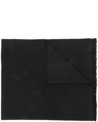 Bufanda negra de Gucci
