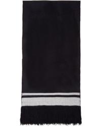 Bufanda negra de Isabel Marant