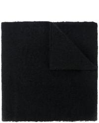 Bufanda negra de MM6 MAISON MARGIELA