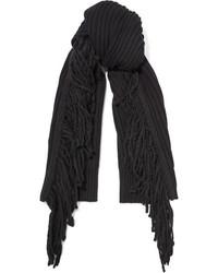 Bufanda negra de Rag & Bone